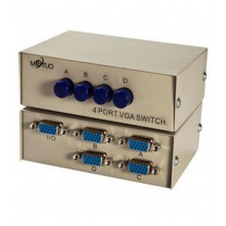 4 Port VGA Switch