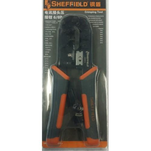 Зажим RJ-45 + RJ-11 Sheffield
