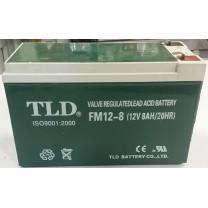 Аккумулятор TLD 12V 8A