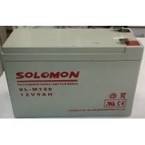 Аккумулятор Solomon 12V 9A